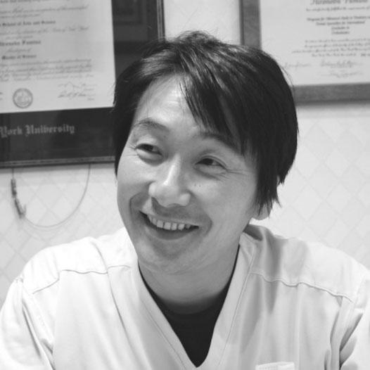 東京都中央区 DIO文野矯正歯科院長 文野 弘信 先生