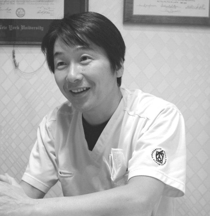 DIO文野矯正歯科院長 文野 弘信 先生