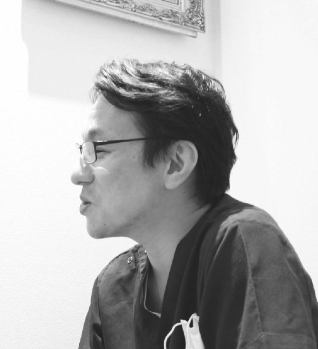 神奈川県相模原市中央区 医療法人社団立靖会 ひまわり歯科院長 舘 信昭 先生